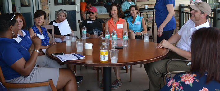 Tenth Annual Charity Golf Open Raises Funds to Put Veterans to Work