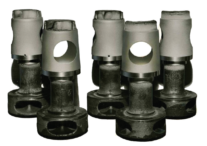 Sprayweld Process for Plug Valves & Bodies