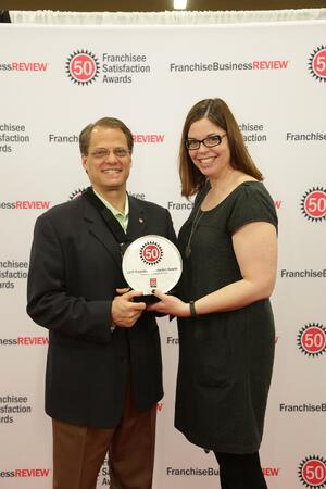 DreamMaker Bath & Kitchen Wins Top Employee Satisfaction Award