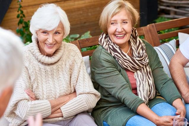 Healthy in retirement-1