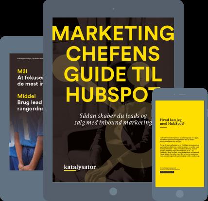Marketingchefens guide til HubSpot