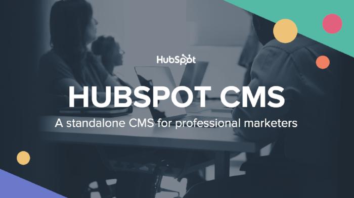 HubSpot CMS-