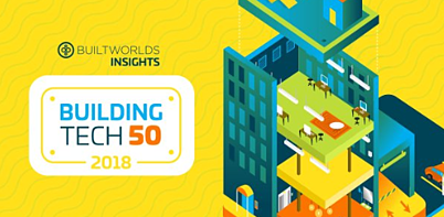 2018 BuiltWorlds Tech 50 List