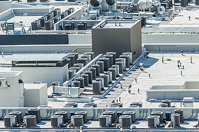Smart Building Technology and HVAC Systems