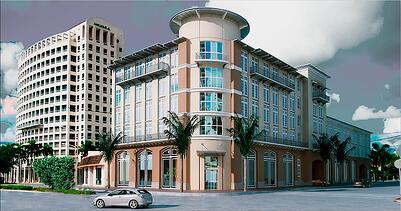 commercial real estate building image