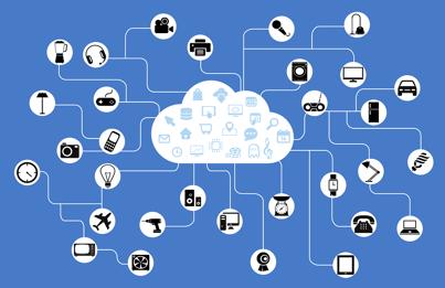 internet of things cloud, image