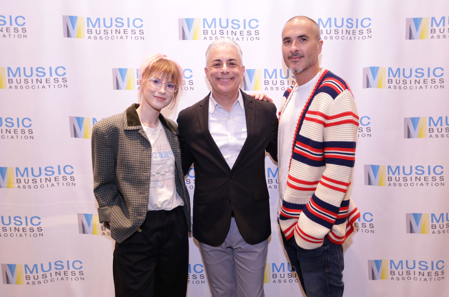 Billboard Names Brittany's Keynote With Richard Gottehrer Top 5 Music Biz Highlight