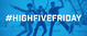 #HighFiveFriday to @FargoACC for Elevating Artists Twitter