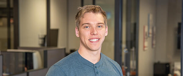 #TeamOnsharp Welcomes Austin Vanraden as a Website Support Coordinator