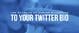 The Benefits to Adding #Hashtags to Your Twitter Bio