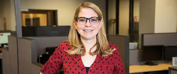 #TeamOnsharp Welcomes Izzy Peterson as a Website Project Coordinator