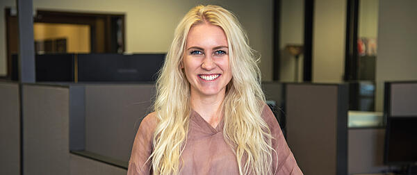 #TeamOnsharp Welcomes Megan Skjonsby to the Marketing Team