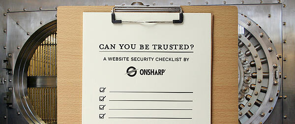 Can You Be Trusted?