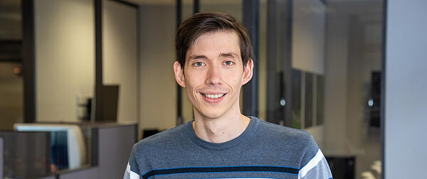 Ethan Gellerman Joins #TeamOnsharp as a Software Developer