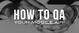 How to QA Your Mobile App