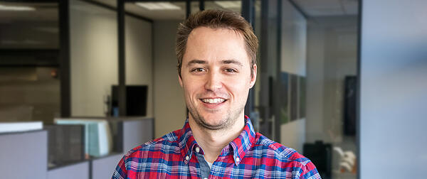 #TeamOnsharp welcomes Reid Holand as a Software Developer