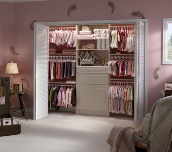 How to transform your small closet into a functional space for Transform small closet space