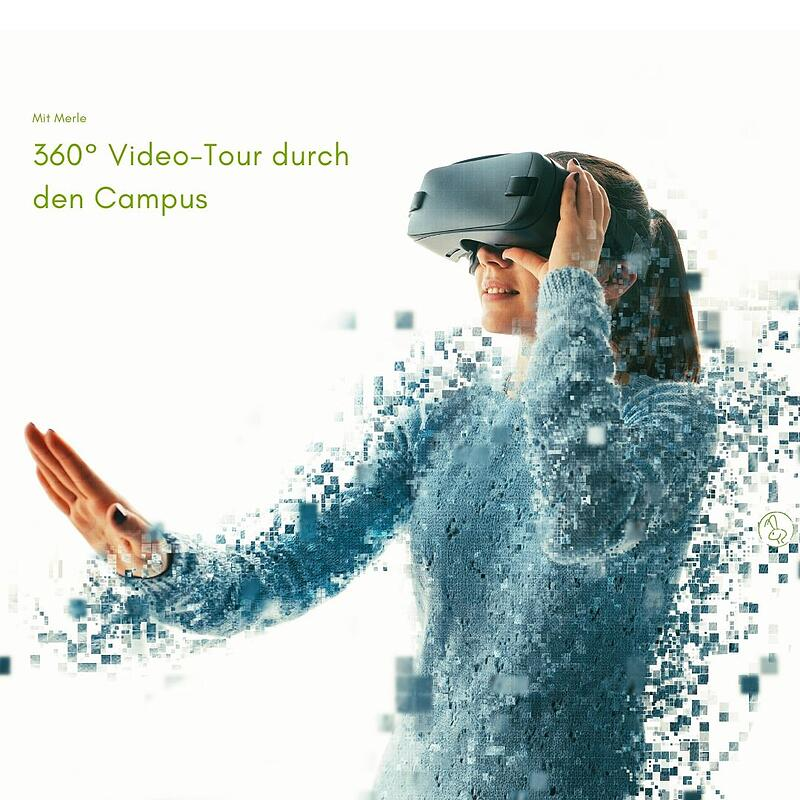 360° Video-Tour mit Merle durch das Work Inn Campus in Dortmund