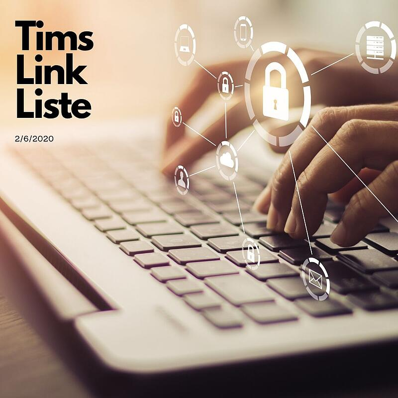 Tims Linkliste #2