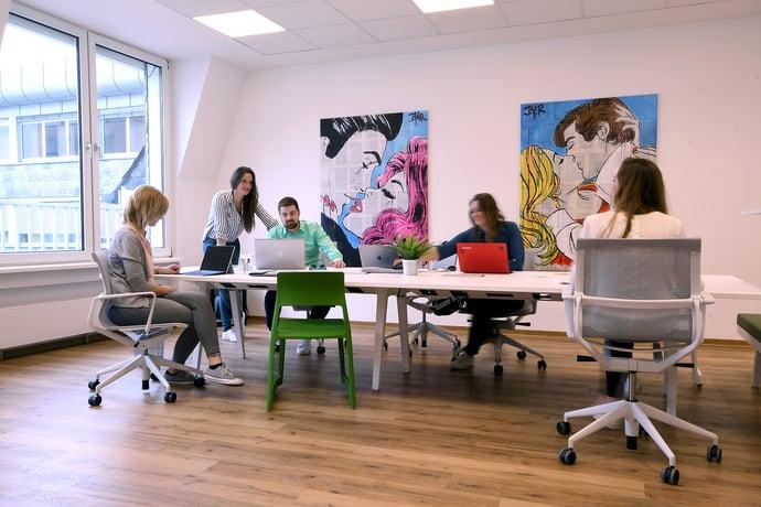 Flex Space vs. Coworking