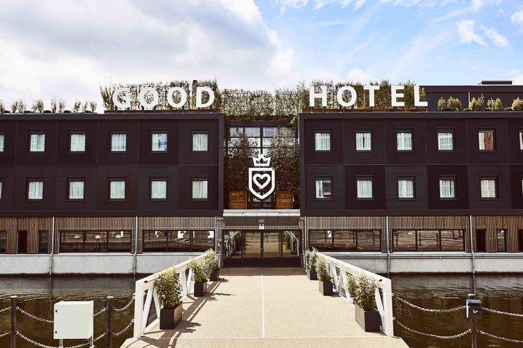 Innovative hotels - GoodHotelLondon