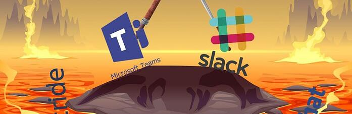 Teams And Slack: Who Wins The Most From Atlassian Dropping Stride?