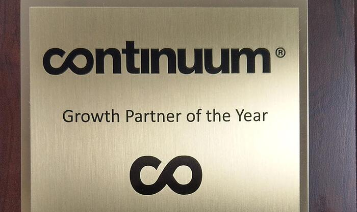 TMB Wins Growth Award At Continuum Navigate Conference