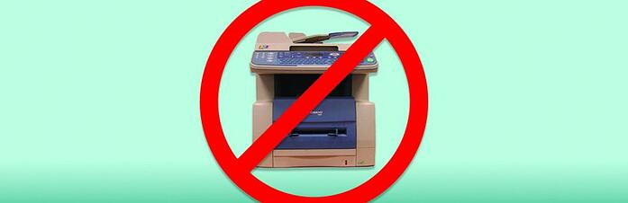 Should Businesses Stop Using Fax Machines?