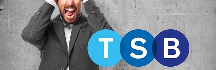 TSB's Problems Mount As It Accidentally Shares Customer Data