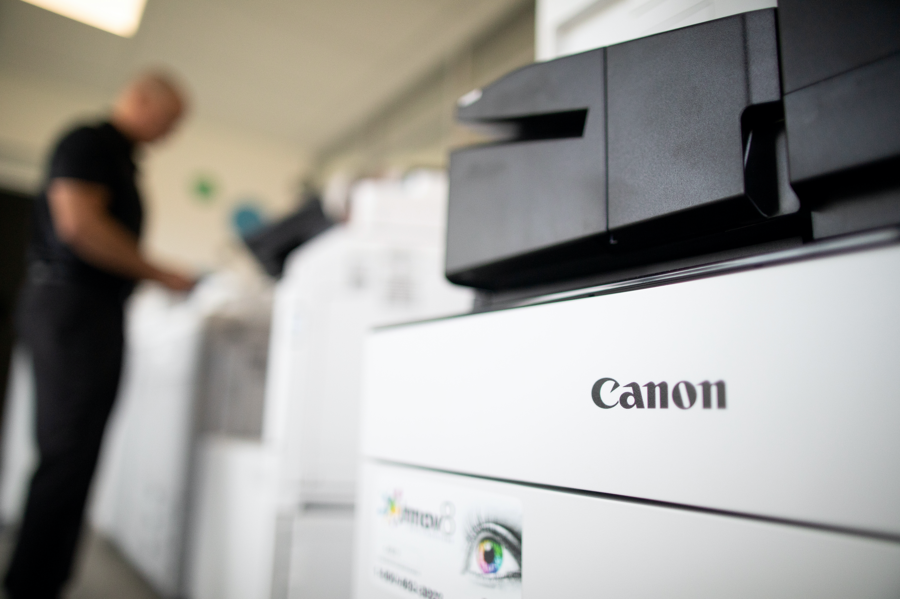 5 Reasons to Have your Canon Printers Serviced by innov8's Canon Certified Technicians