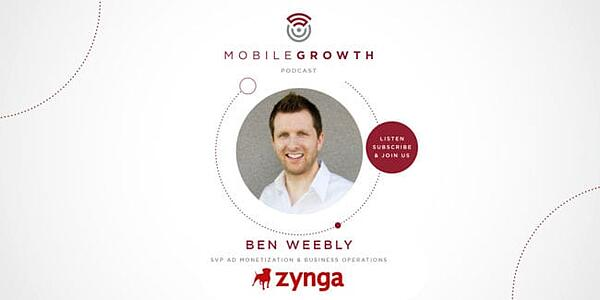 Emerging Monetization Trends in Gaming with Zynga's Ben Webley