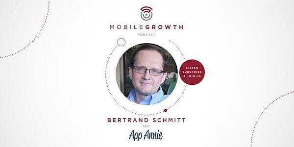 Bertrand Schmitt, CEO, App Annie: China as both a blueprint and an uncharted territory