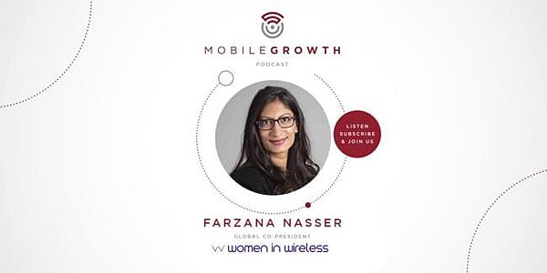 UA Testing, KPI's and Behavioral Data with Farzana Nasser from Women in Wireless