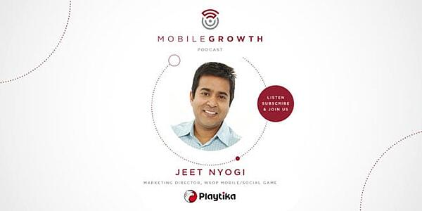 Why Data Analysis is Important for User Acquisition with Playtika's Jeet Niyogi