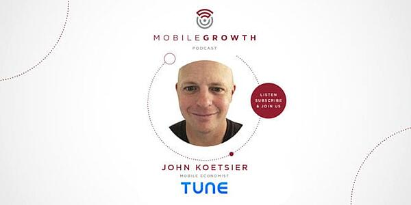 I've seen the future, and it is still mobile with Tune's Mobile Economist John Koetsier