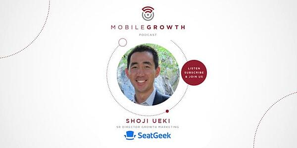 Leveraging Growth Channels and User Discovery with SeatGeek's Shoji Ueki