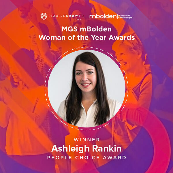 Q&A with People's Choice Award Winner Ashleigh Rankin
