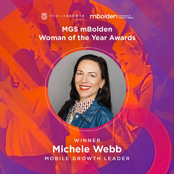 Q&A with Mobile Growth Leader Michele Webb