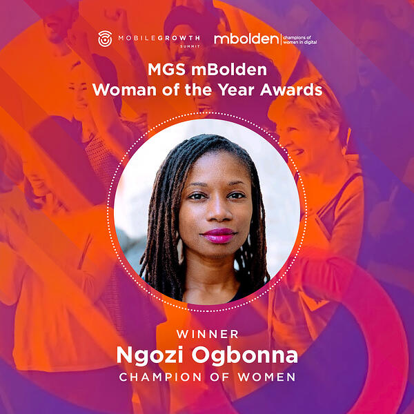 Q&A with Champion of Women Ngozi Ogbonna