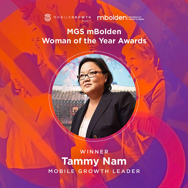Q&A with Mobile Growth Leader Tammy Nam