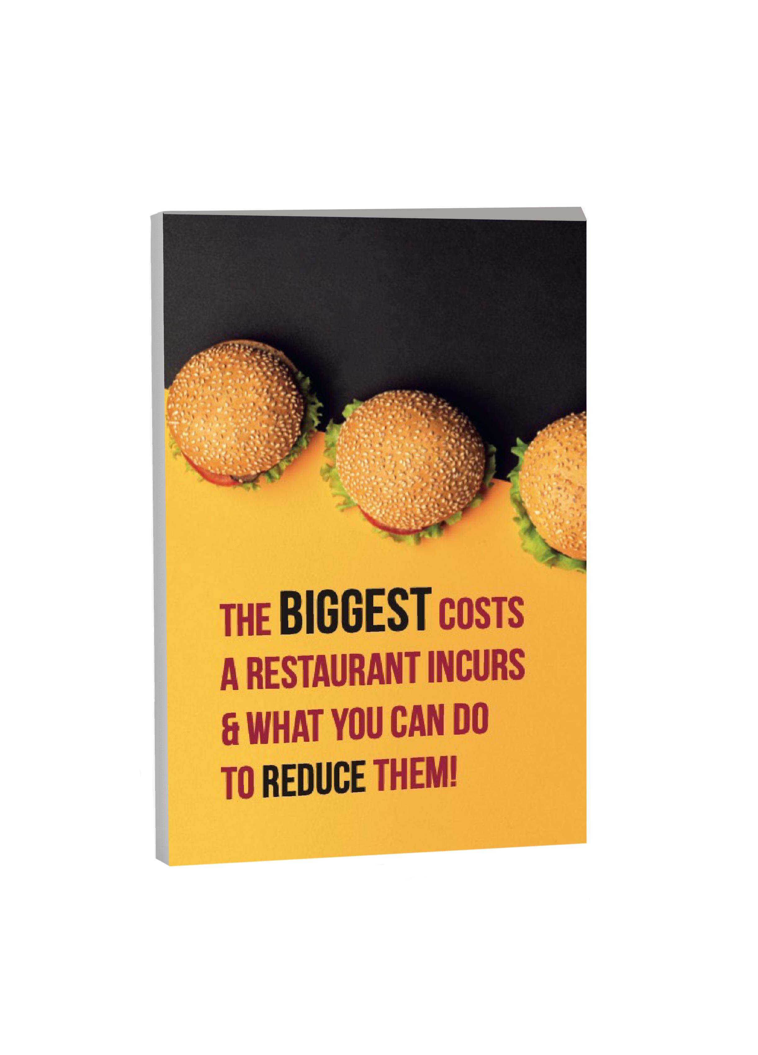 Reduce Restaurant Costs Ebook