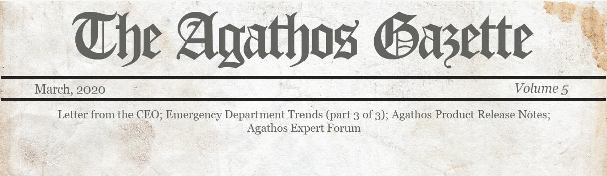 Agathos Gazette Header March-1