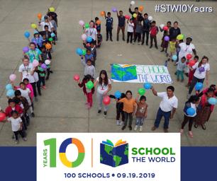 #STW10Years
