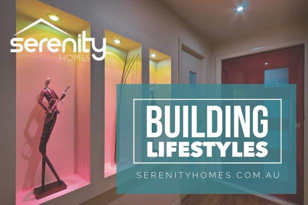 Serenity Homes Building Lifestyles