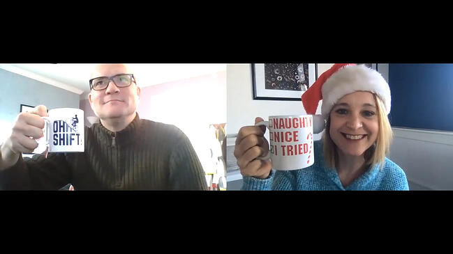 Spill the Tea: Holiday Edition, with Lee Wright