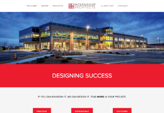 Architecture Website Examples