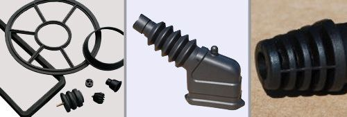 Western Rubber & Supply custom molded rubber products and custom molded rubber parts.