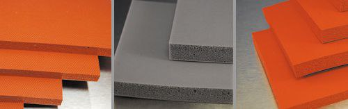 Western Rubber & Supply, Inc. WesLastomer™ Silicone Sponge.