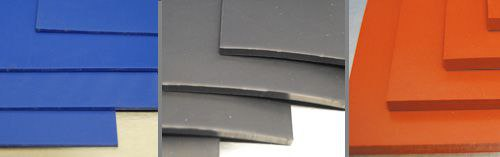 Western Rubber & Supply, Inc. WesLastomer™ Silicone Sheet.