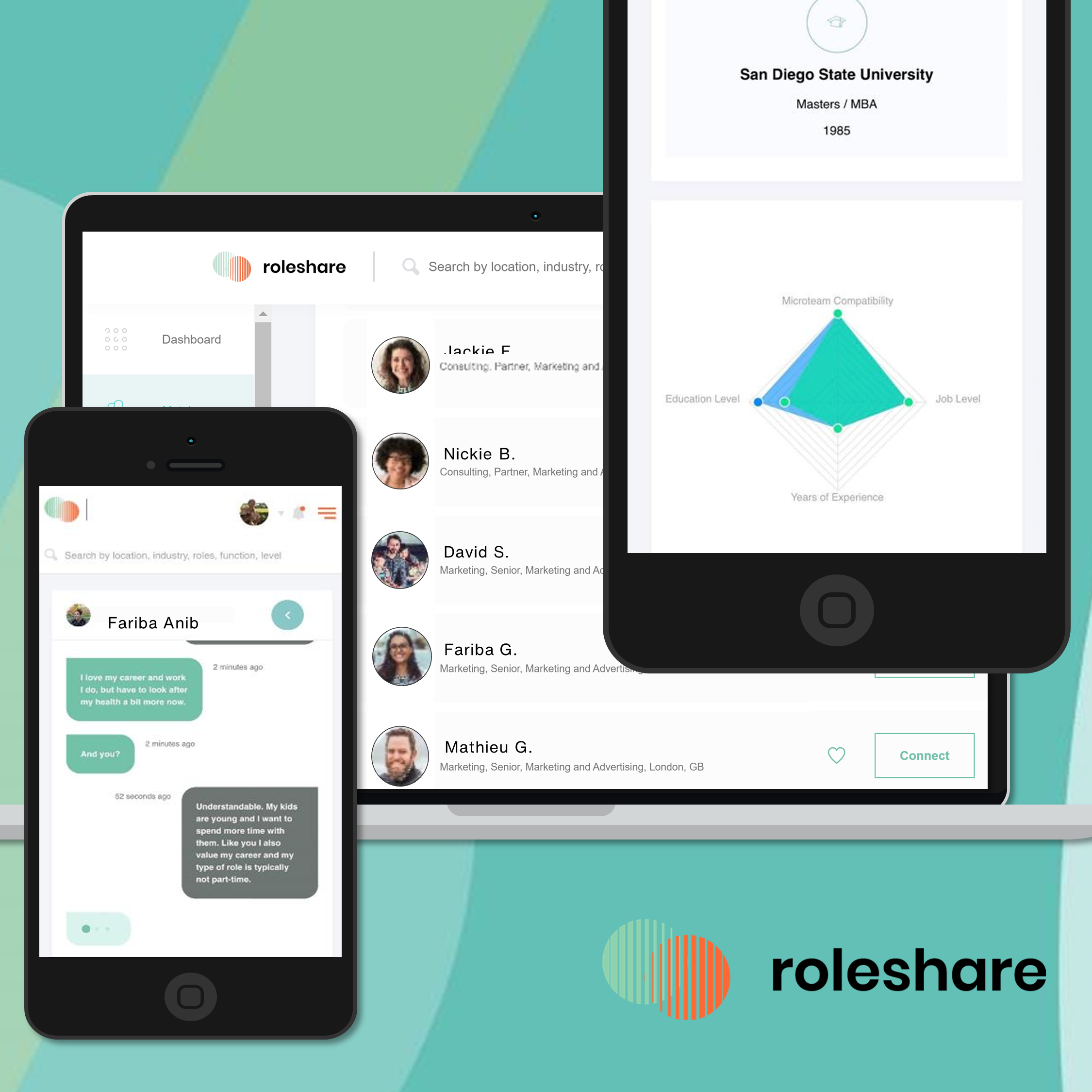 Roleshare Announces Talent Matching is #LIVE!